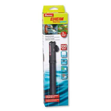 Packshot  EHEIM ThermoPreset 200 Watt