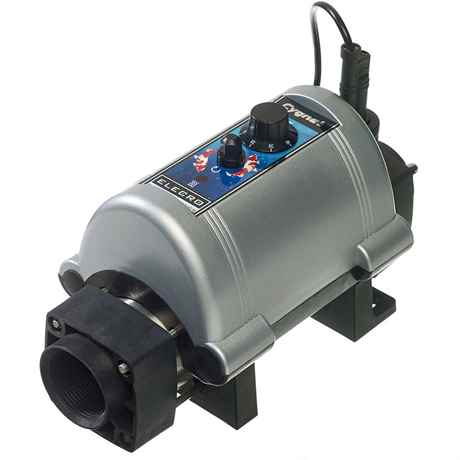 ELECRO Cygnet Teichheizung 2 und 3 KW Leistung