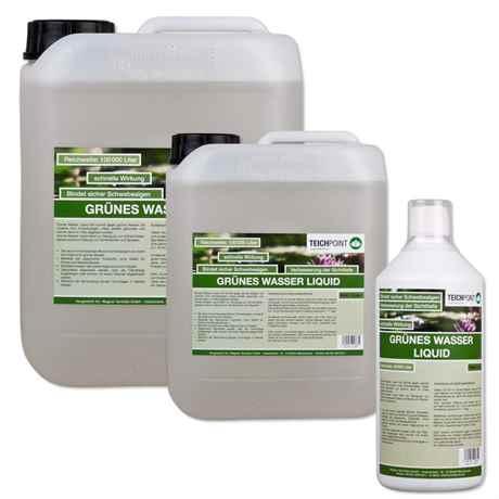 Teichpoint Grünes Wasser Liquid