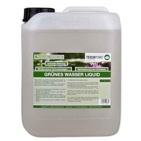 5 Liter Teichpoint Grünes Wasser flüssig