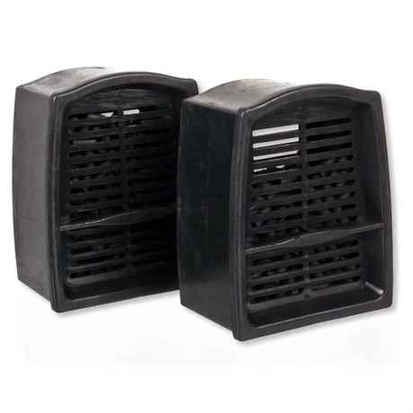 2 Stück Ersatz Kohlefilter passend für den Orca 1000 Filter