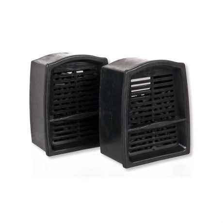 2 Stück Ersatz Kohlefilter passend für den Orca 600 Filter