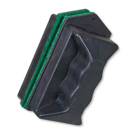 Aquarium Scheibenreiniger Algen Magnet XL schwarz