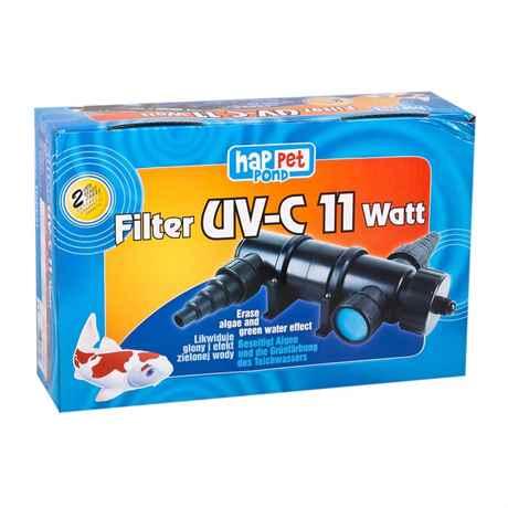 Happet UV-C Wasserklärer 11 Watt