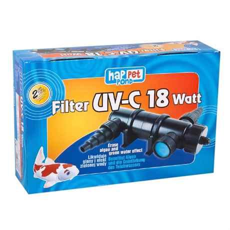 Happet UV-C Wasserklärer 18 Watt