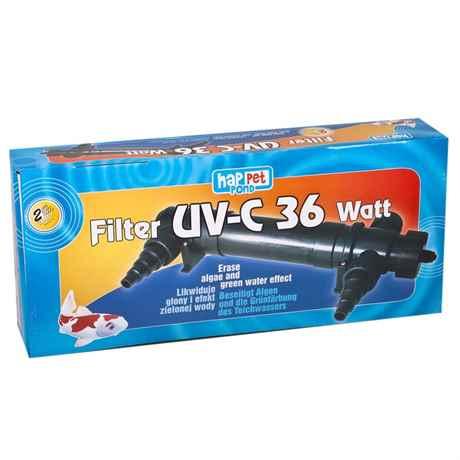 Happet UV-C Wasserklärer 36 Watt