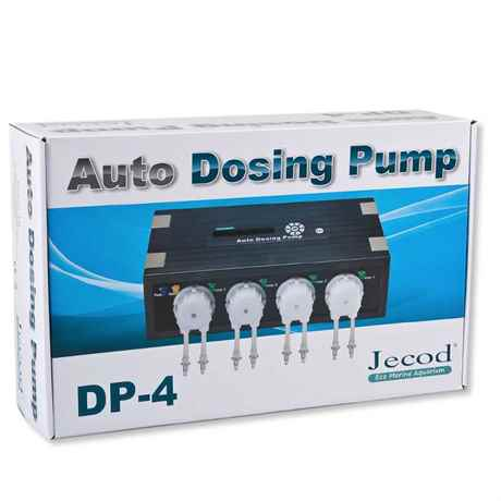 DP-4 Auto Dosing Pump Jecod Aquarium