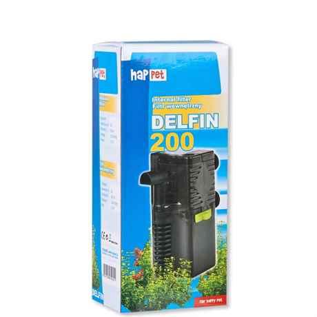 Happet Delfin 200 3,0 W 180 L/h 50L mini Filter