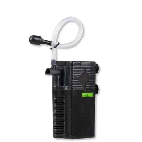 Delfin 200 F102 filter for small aquarium