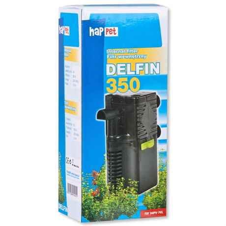 Happet Delfin 350 4,5 W 190 L/h 60L mini Filter