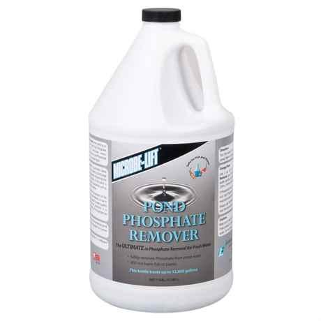 Microbe-Lift Phosphate Remover 4 Liter 1 Gal für 48000 Liter Teichwasser