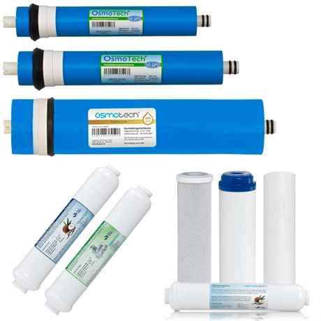Filter und Membranen von Osmotech