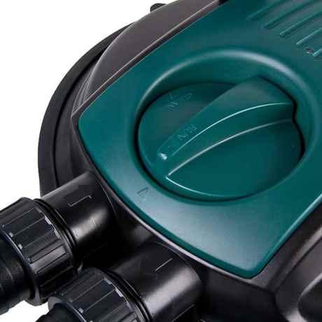 Der Schalter zur Ventilsteuerung und Reinigung ODF Druckfilter 15000