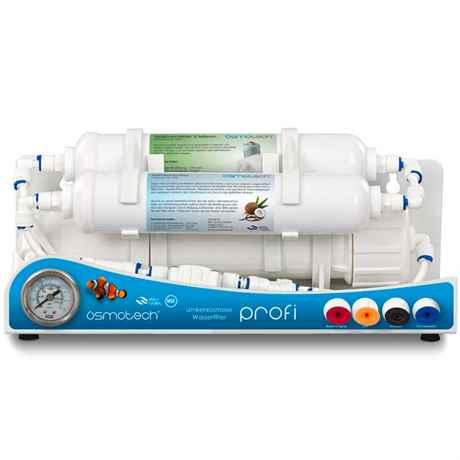 Profi Osmoseanlage Wasserfilter - 190/285/380 Liter - 3 stufig