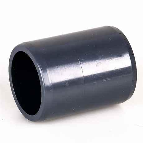 PVC Verbindungsstück Ø 50 mm L 65 mm PN 16