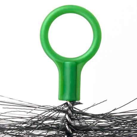 hochwertige Montage Öse aus grünem O-Förmigen Kunststoff