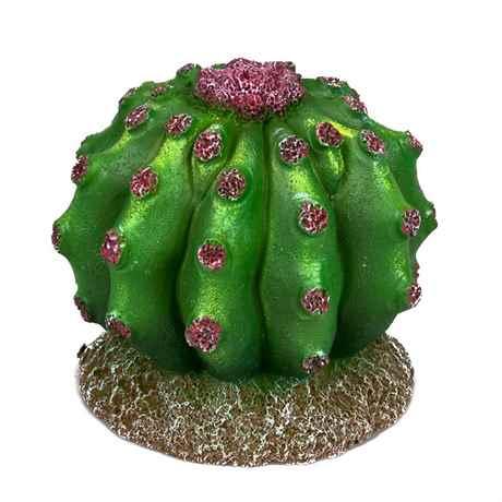 Terrarium Deko Kunstpflanze Kaktus U763 10 cm