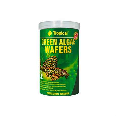 Tropical Green Algae Wafers Welschips 250 ml 113 g 66424