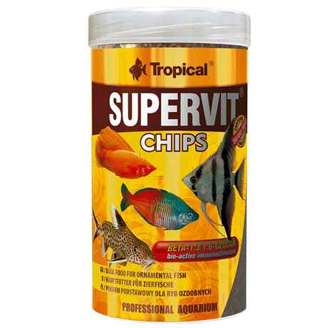 Tropical Supervit Chips 1 Liter 520 g 60816