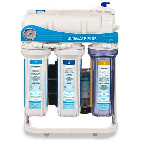 Ultimate PLUS SuperFlow Umkehrosmose System