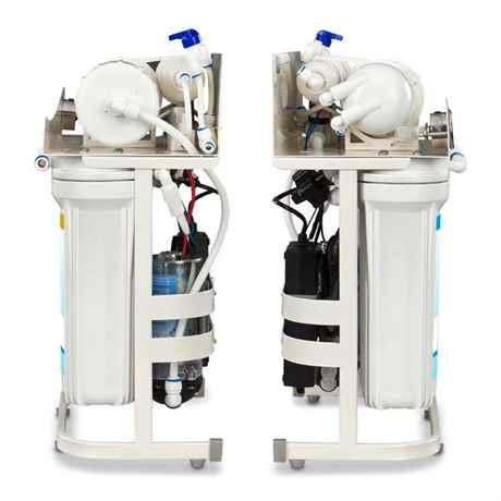 Ultimate PLUS SuperFlow Umkehrosmose System Wasserfilter Aquarium Modell 2016