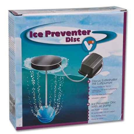 Velda VT Discus Ice Preventer