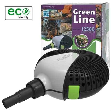 Green Line Teichpumpe 12500 von VELDA 110 Watt 12500 l/h 126597