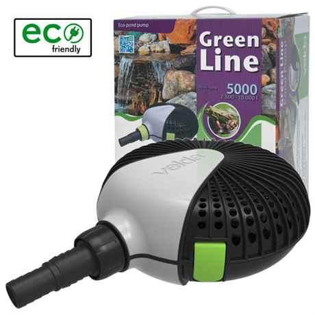 Velda Teichpumpe Green Line 5000 - 40 Watt 126595