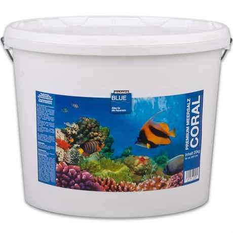 WAGNER Premium Meersalz CORAL 20 kg