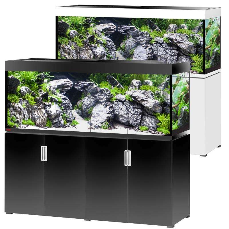 eheim s wasser aquarium kombination incpiria 500 led. Black Bedroom Furniture Sets. Home Design Ideas