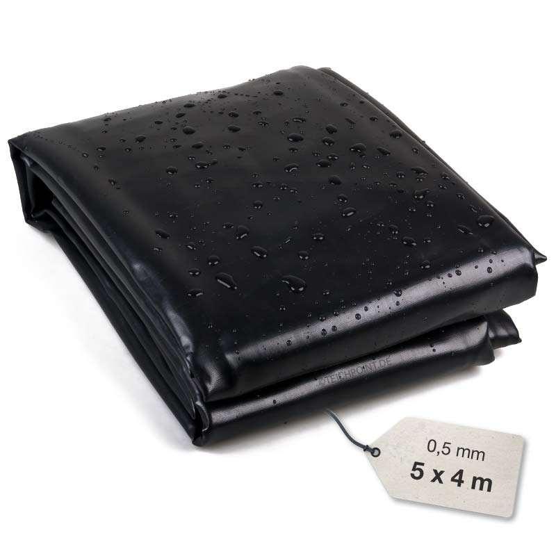 pvc teichfolie 0 5 mm g nstig kaufen bei. Black Bedroom Furniture Sets. Home Design Ideas