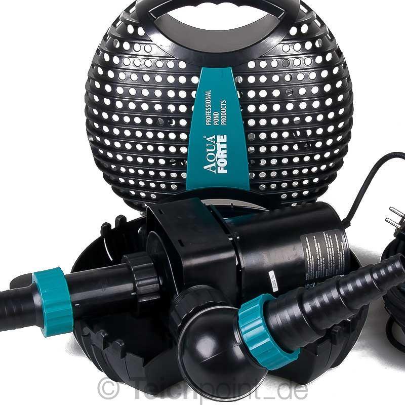 Teichpumpe aquaforte o serie zubeh r teich filter for Filtro per stagno