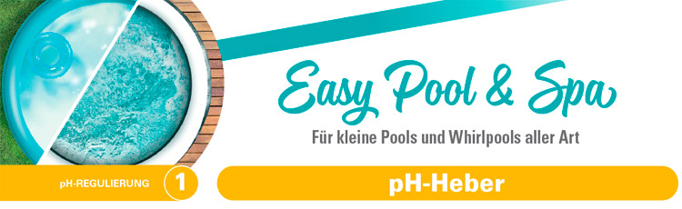 pH-Heber für Quick-Up-Pool