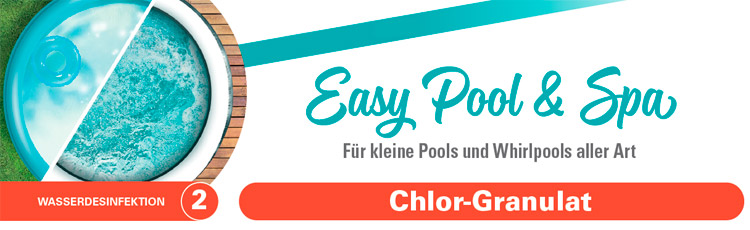 Bayrol Easy Pool & Spa Chlor-Granulat