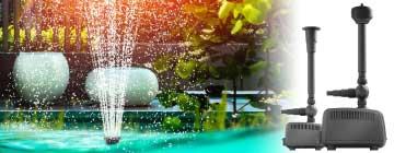 EHEIM PLAY - Wasserspielpumpen