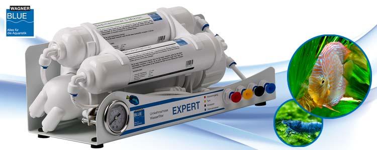 Wagner BLUE Expert Aquaristik Osmoseanlage