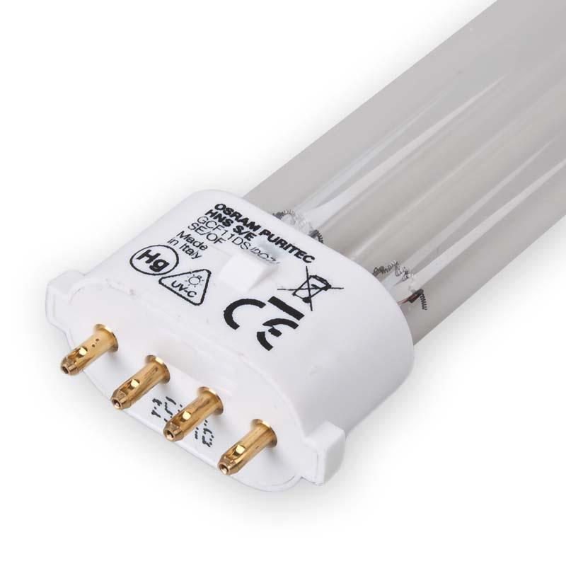 OSRAM PURITEC HNS S//E 2G7 UVC Ersatzlampe Koi Teich Filter Brenner