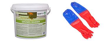 Teichpflege und Wasserpflege